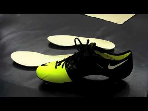 ¿Como se hacen los botines Nike GS?