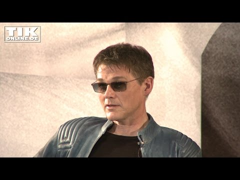 Reunion! Morten Harket and a-ha press conference in Berlin! - FULL LENGTH