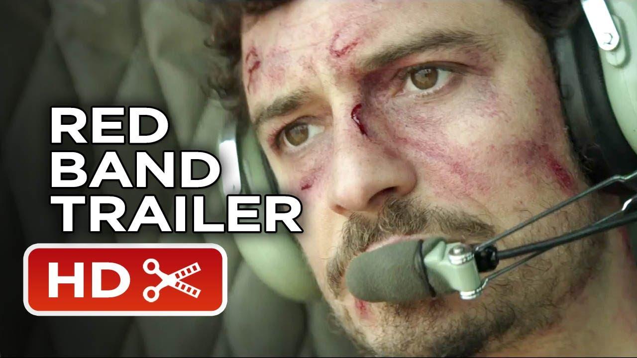 Zulu Movie 2013 Cast Zulu Official Red Band Trailer