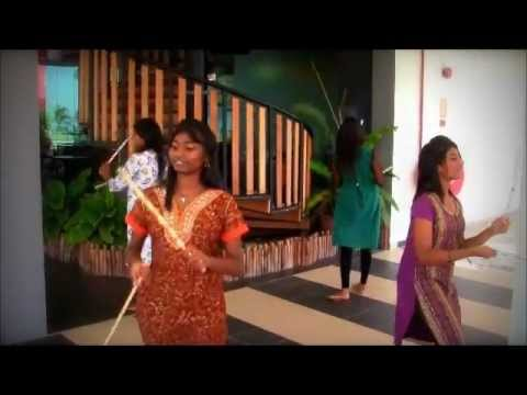 Cgc: Tamil Christian Dance ~ Naan Yesuveh Kadhalikiren video