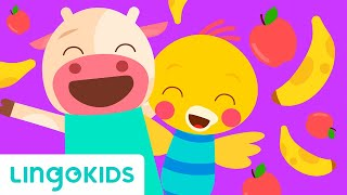 Apples and Bananas - Nursery Rhymes & Songs for Kids - Lingokids