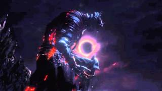 Dark souls 3 Usurpation of fire ending cutscene