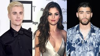 Justin Bieber Claims Selena Cheated On Him With Zayn