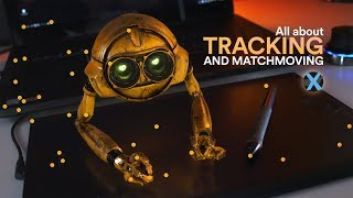 TRACKING and MATCHMOVING