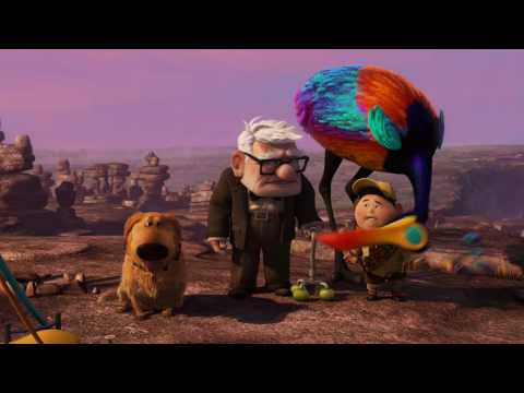 disney pixar up kevin. Pixar: Up - Kevin: An