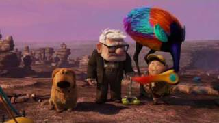 Pixar: Up - Kevin: An Undiscovered Species featurette (HQ)