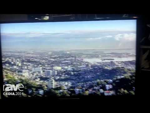 CEDIA 2014: Bang & Olufsen Demos Motorized Turning 4K BeoVision Avant 85-Inch TV