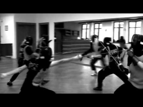 A.R.G.O. PROFILM: sword fight stunts - Warriors team showreel 2012