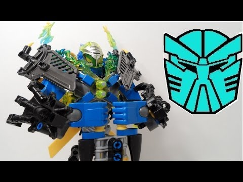 Bioformers Reviews: Dragonic Surge (Alt. Surge/Dragon Bolt)
