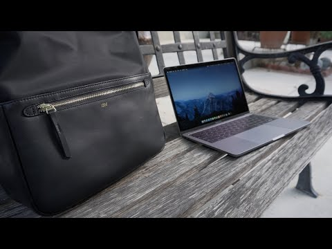 What's in my Tech Bag - A Minimalist bag 2018!