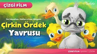 Adisebaba Çizgi Film Masallar - Çirkin Ördek Yavrusu