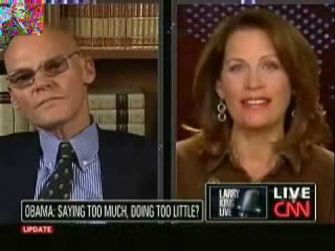 Michele Bachmann Dodges Birther Question On