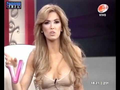 Viviana Canosa - Compilado de escotes (set-oct. 2011)