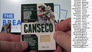 2017 Chronicles Baseball 1-box break! (Break ID: 5214)
