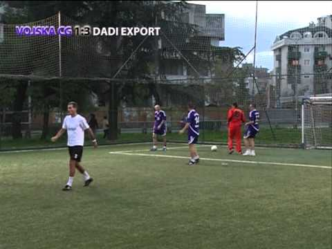 DADI EXPORT - VOJSKA CG 6-1, Prva liga Mini Fudbal CG
