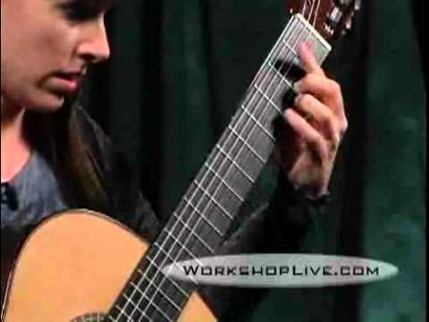 Martha Masters - Classical Guitar Jam [Part 1]
