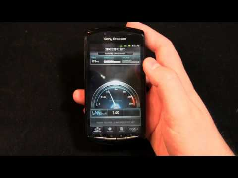Sony Ericsson Xperia PLAY Review Part 2