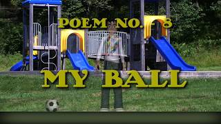 My Ball Rhymes | Kindergarten Nursery Rhymes | 3D Animation English Rhymes & Songs For Children.