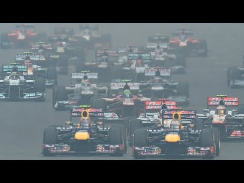 F1 2012 Race Reviews - Indian Grand Prix Review