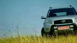 тест драйв Toyota RAV4