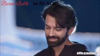 Barun Sobti In Black & White