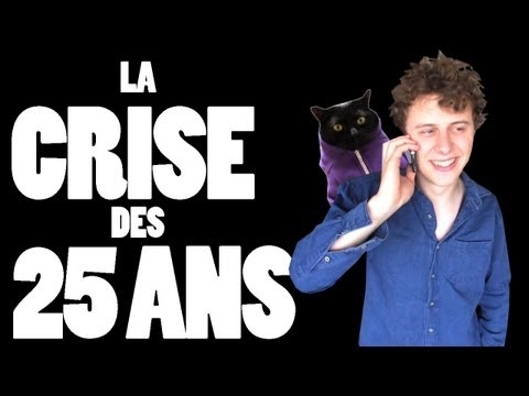 NORMAN - LA CRISE DES 25 ANS