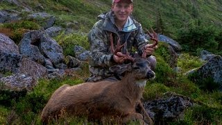 SE Alaska 2013 -  DIY Sitka Blacktail Hunt (Part 1)