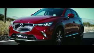 All New MAZDA CX-3