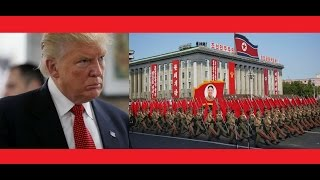 North Korea Readies For Nuclear War with Trump