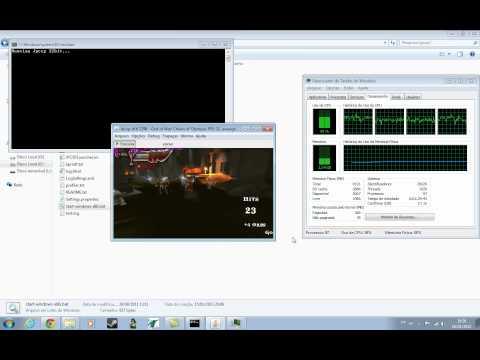 Tutorial Emulador de PSP, GOW em HD