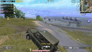 Watch pubg funny game my friend is off line and no badi kill him/ like and subscribed ,thanks