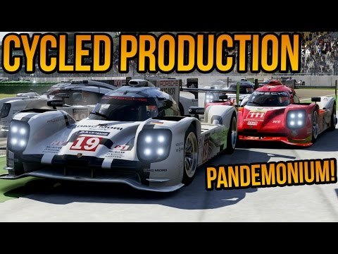 Forza 6 Cycled Production Pandemonium w/ Attax Johnson