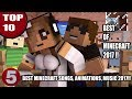 ♪Top 5 Minecraft Songs & Animation songs Jan 2017.Best New Minecraft songs 2017!Minecraft Song 2017♪ thumbnail