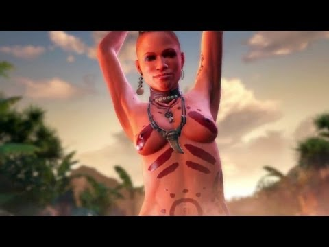 Far Cry 3 'the Tribe: Meet Citra And Dennis' True-hd Quality video