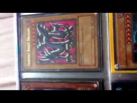 Yugioh trade binder May 27th UK ONLY