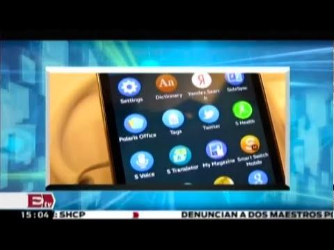 Samsung presenta su primer smartphone con sistema operativo Tizen/ Hacker