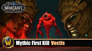 Mythic First Kill: Vectis - Telar - Juicy Loot
