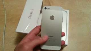 ايفون ٥ ابيض ,  iphone 5 white