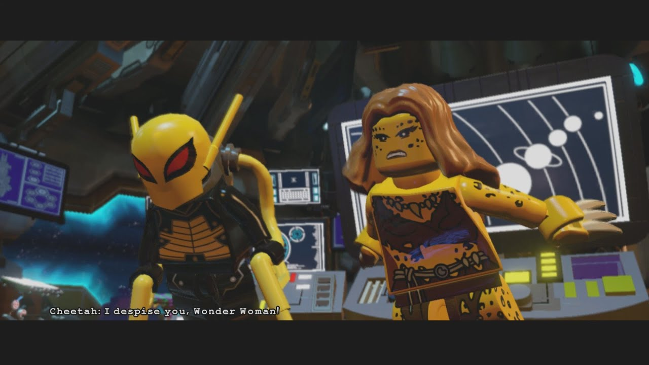 Lego Firefly Batman LEGO Batman 3 Beyond GothamFirefly Batman Lego