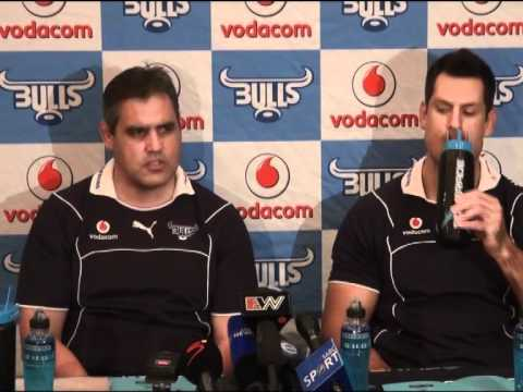 Bulls coach Ludeke previews the Super rugby season