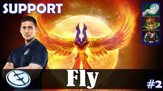 Fly - Phoenix Offlane | SUPPORT with MinD_ContRoL (Clinkz) | Dota 2 Pro MMR Gameplay #2