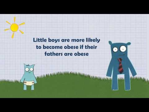 Kids Matter - The economics of fatherhood - #1 Health