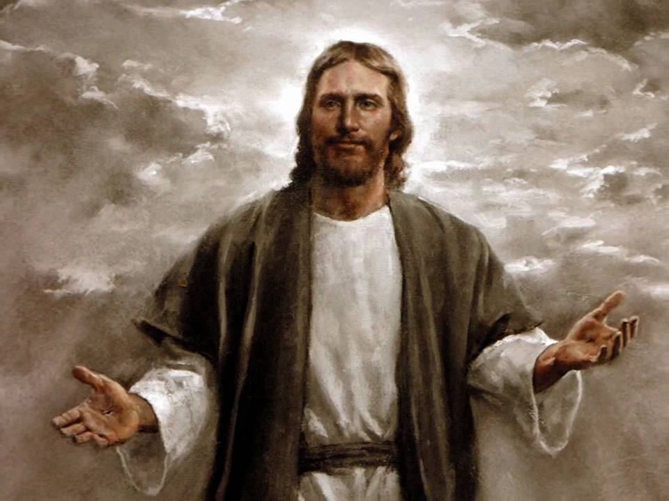 Because He Lives - YouTube Jesus Christ Lds Simon Dewey