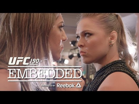 UFC 190 Embedded: Vlog Series – Episode 4