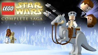 LEGO Star Wars: The Complete Saga - Part 13 (The Empire Strikes Back) Walkthrough