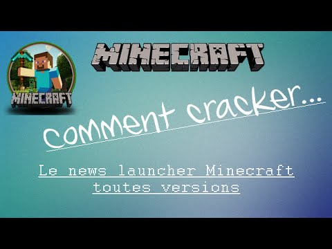 MINECRAFT TUTO Comment cracker Minecraft en 1.7.5