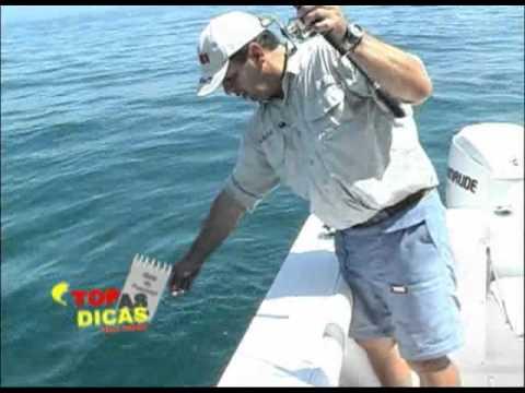 Top Dicas Pesca Dinâmica - Como recolher o peixe sem forçar a vara