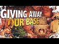 Bagging In PEOPLE And GIVING AWAY Our LOOT And BASE Rust mp3