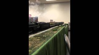 Train Show at Big Sandy Superstore Arena 2014