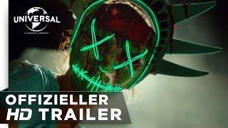 The Purge: Election Year - Trailer german/deutsch HD